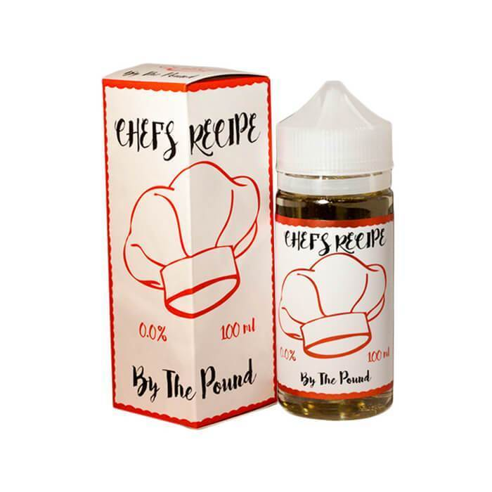 By The Pound by Chefs Recipe E-Liquid - Cheap Vape Juice - East Coast Vape Distribution