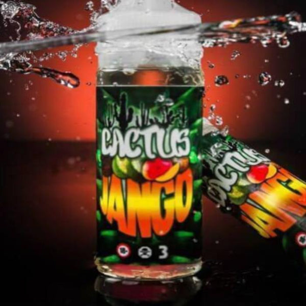 Cactus Jango by VanGo Vapes eJuice - Cheap Vape Juice - East Coast Vape Distribution