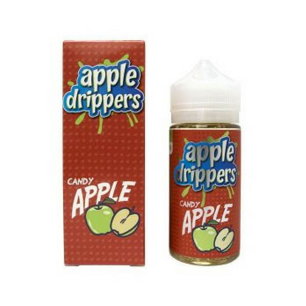 Candy Apple by Apple Drippers E-Liquid - Cheap Vape Juice - East Coast Vape Distribution