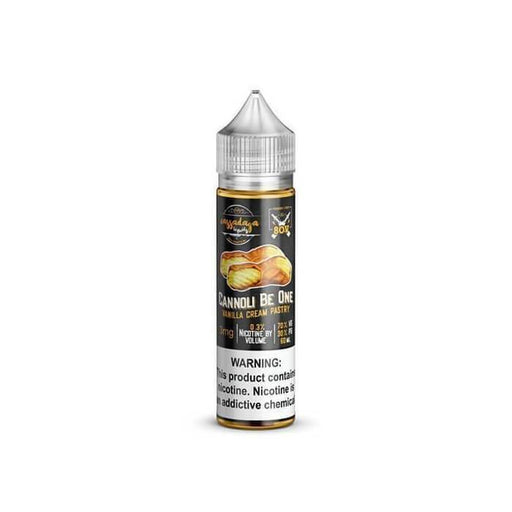 Cannoli Be One by Cassadaga Liquids - Cheap Vape Juice - East Coast Vape Distribution