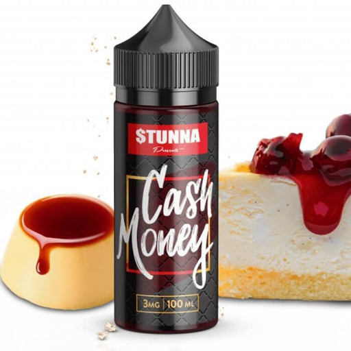 Cash Money by Stunna E-Juice - Cheap Vape Juice - East Coast Vape Distribution