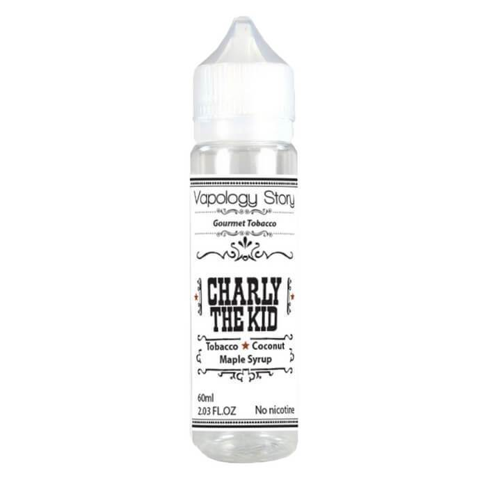 Charly The Kid by Vapology Story eJuice