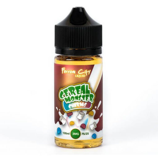 Charms by Ferrum City Liquid - Cheap Vape Juice - East Coast Vape Distribution