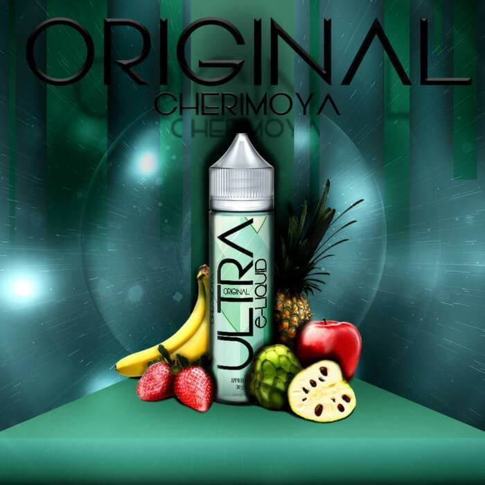 Cherimoya by Ultra E-Liquid #2
