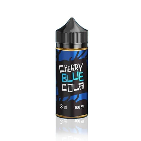 Cherry Blue Cola by Juice Man USA eJuice