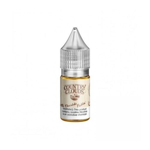 Chocolate Puddin' by Country Clouds Nicotine Salt E-Juice - Cheap Vape Juice - East Coast Vape Distribution