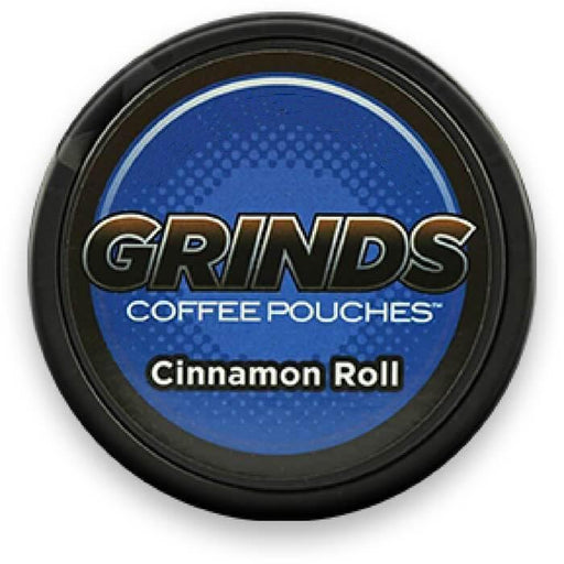 Cinnamon Roll by Grinds Coffee Pouches