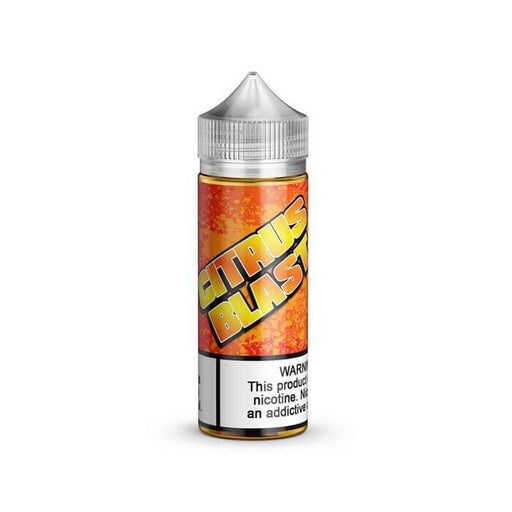Citrus Blast by BIGFinDEAL E-Liquid - Cheap Vape Juice - East Coast Vape Distribution