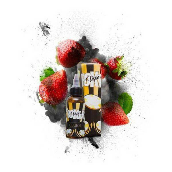 Clubs by Vape Poker E-Liquid - Unavailable - ECVD
