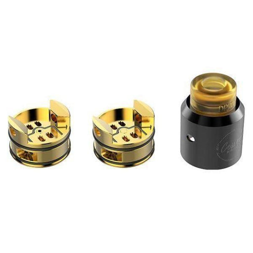 CoilArt DPRO 24mm RDA - Cheap Vape Juice - East Coast Vape Distribution