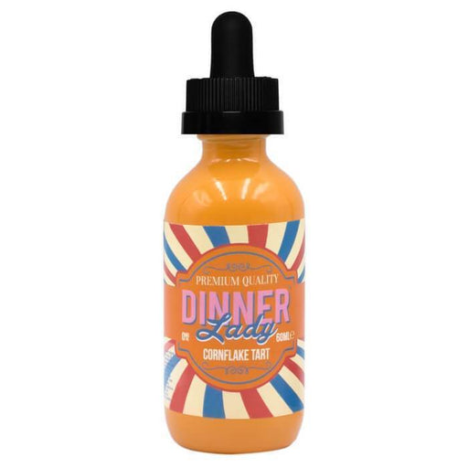 Cornflake Tart by Vape Dinner Lady E-Liquid - Cheap Vape Juice - East Coast Vape Distribution