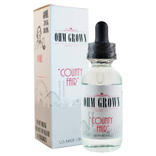 County Fair by Ohm Grown Vapor Co. - Cheap Vape Juice - East Coast Vape Distribution