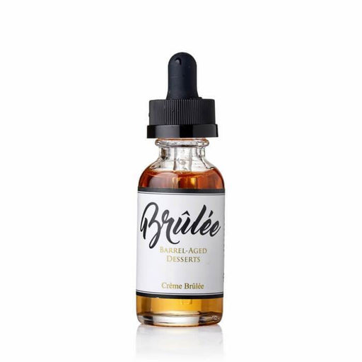 Creme Brulee by Golden State Vapor E-Liquid - Cheap Vape Juice - East Coast Vape Distribution
