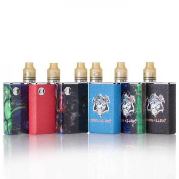 Demon Killer Tiny Vape Starter Kit w/ Tiny RDA - Cheap Vape Juice - East Coast Vape Distribution