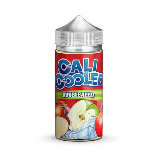 Double Apple by Cali Cooler E-Liquid - Cheap Vape Juice - East Coast Vape Distribution