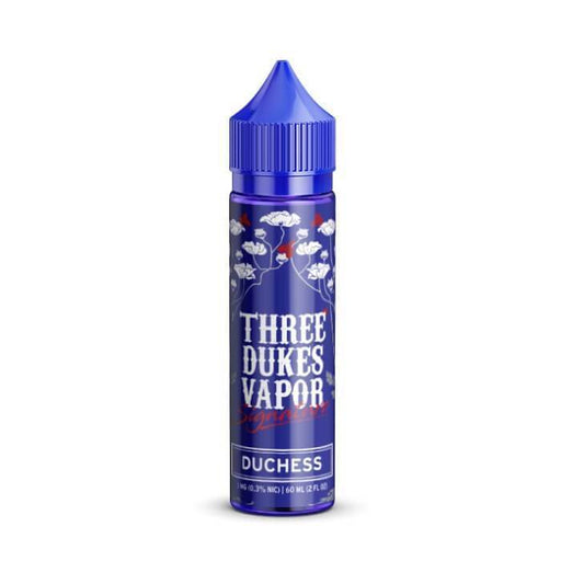Duchess by Three Dukes Vapor eJuice - Cheap Vape Juice - East Coast Vape Distribution