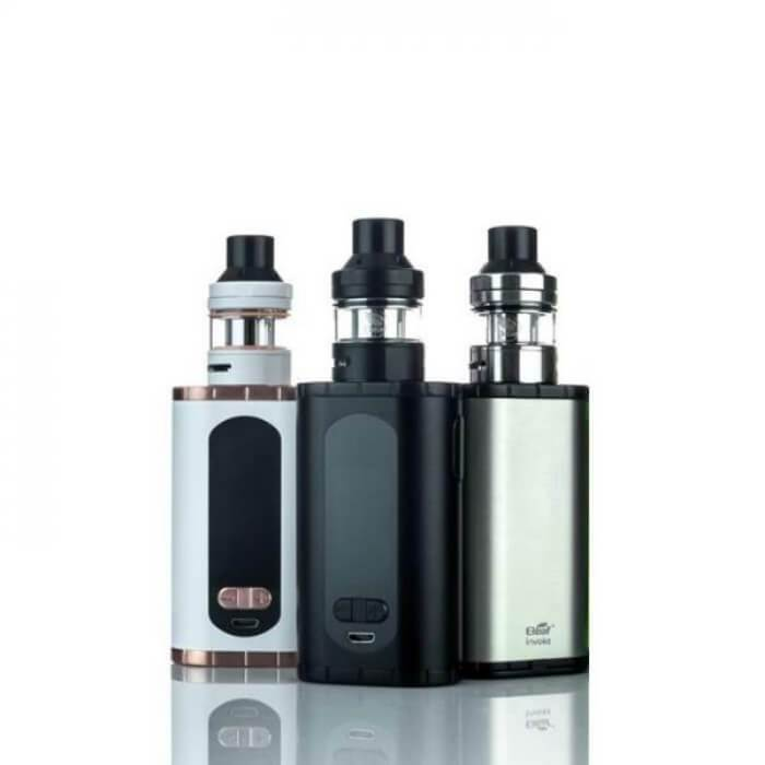 Eleaf Invoke 220W TC Vape Starter Kit - Cheap Vape Juice - East Coast Vape Distribution