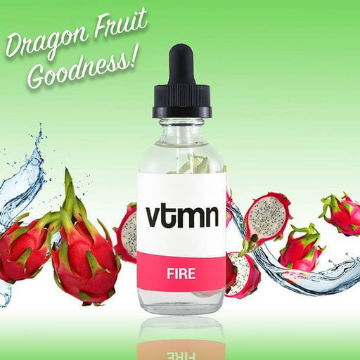 Fire by VTMN (Vitamin) E-Liquid - Unavailable - Cheap Vape Juice - East Coast Vape Distribution