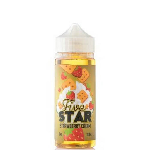 Five Star by Carter Elixirs - Cheap Vape Juice - East Coast Vape Distribution