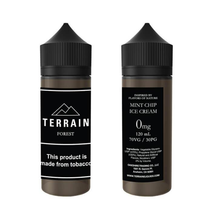 Forest by Terrain E-Liquid - Cheap Vape Juice - East Coast Vape Distribution