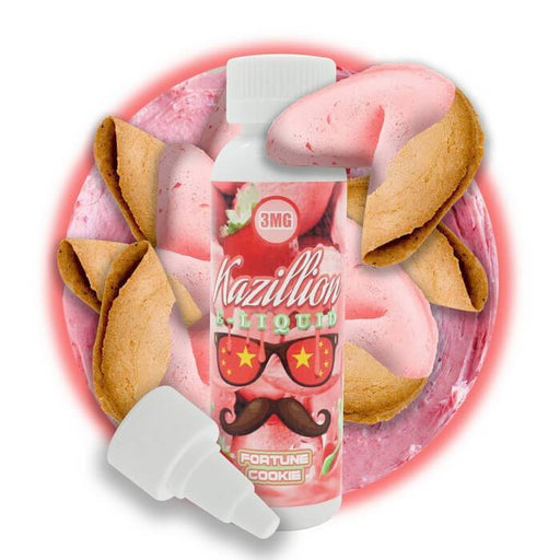Fortune Cookie by Kazillion Liquid - Cheap Vape Juice - East Coast Vape Distribution