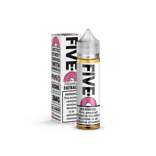 Frankie Fatback by Five-O E-Liquids - Cheap Vape Juice - East Coast Vape Distribution