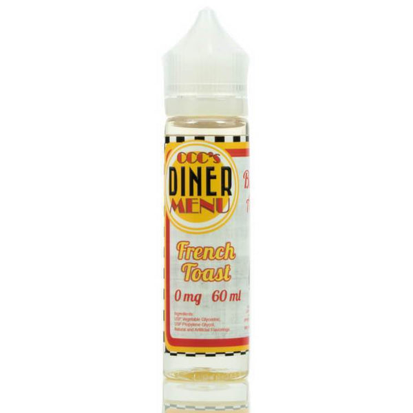 French Toast by Caribbean Cloud Company eJuice