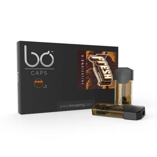 Fresh Vapor Cut Tobacco Bo Caps by Bo Vaping (3-Pack) #1