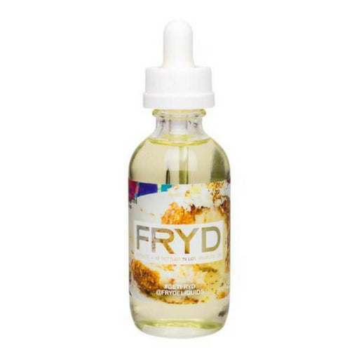 Fried Ice Cream by FRYD Premium E-Liquid - Cheap Vape Juice - East Coast Vape Distribution