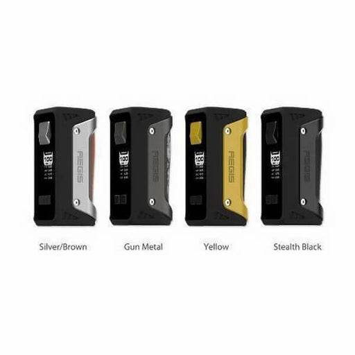 GEEKVAPE Aegis 100W Box Mod Only - Cheap Vape Juice - East Coast Vape Distribution