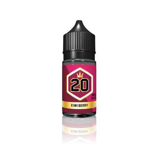Gold #20 - Kiwi Berry by Crown E-Liquid - Cheap Vape Juice - East Coast Vape Distribution