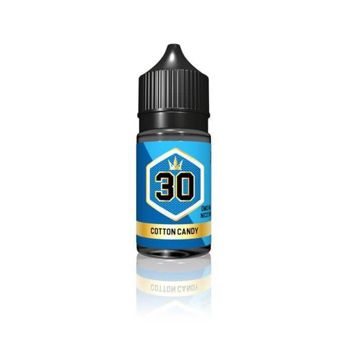 Gold #30 - Cotton Candy by Crown E-Liquid #1