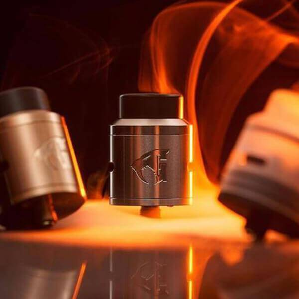 Goon V1.5 RDA by 528 Custom Vapes - Cheap Vape Juice - East Coast Vape Distribution