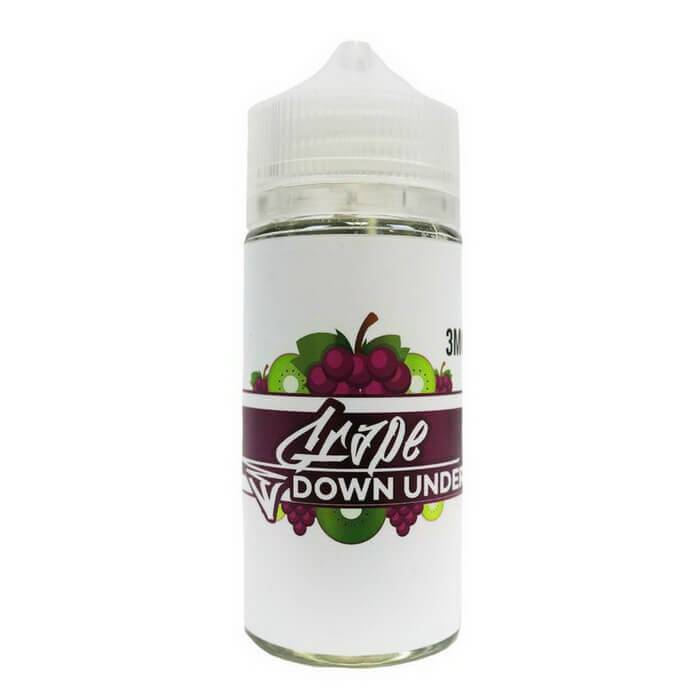 Grape Down Under by Vapegoons eJuice - Cheap Vape Juice - East Coast Vape Distribution