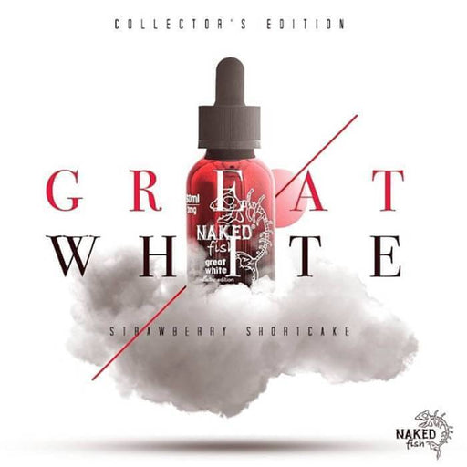Great White by Naked Fish E-Liquids - Cheap Vape Juice - East Coast Vape Distribution