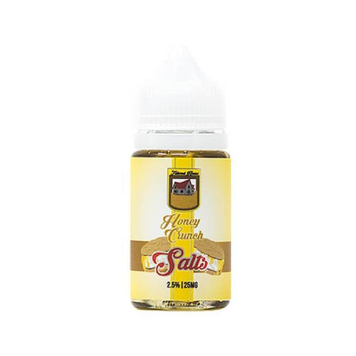 Honey Crunch Nicotine Salt by Tailored House eJuice - Cheap Vape Juice - East Coast Vape Distribution