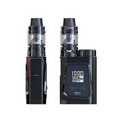 iJoy Capo 100 with Captain Mini TC Kit - Cheap Vape Juice - East Coast Vape Distribution