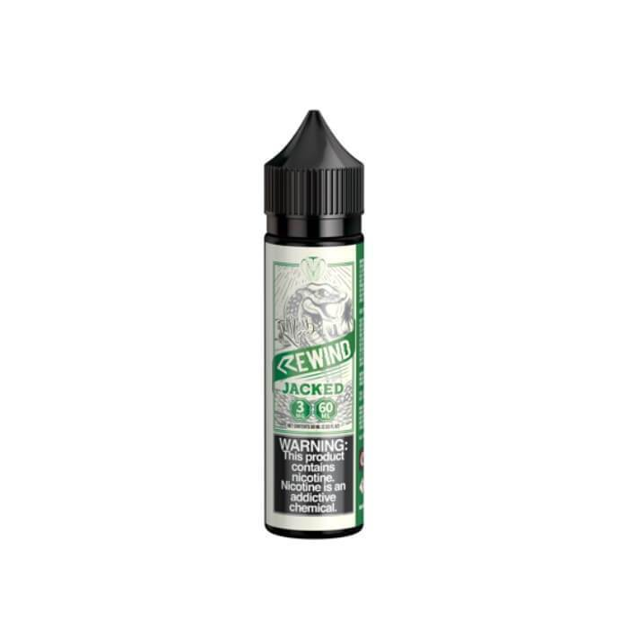 Jacked Rewind by Ruthless Vapor - Cheap Vape Juice - East Coast Vape Distribution