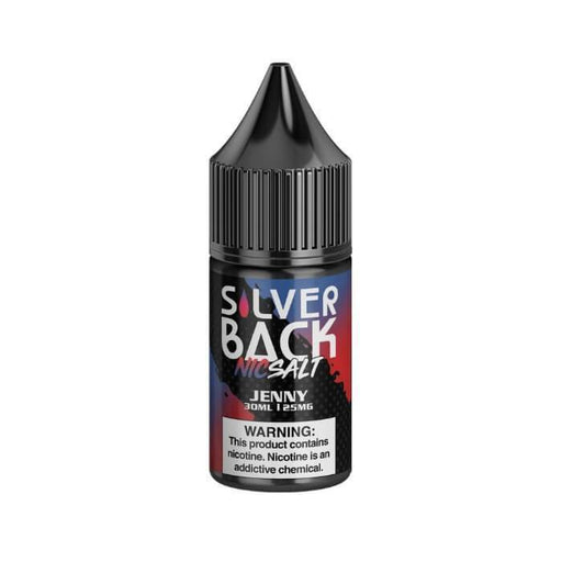 Jenny by Silverback Juice Co Nicotine Salt E-Juice - Cheap Vape Juice - East Coast Vape Distribution