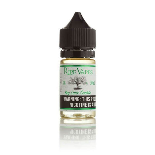 Key Lime Cookie Nicotine Salt by Ripe Vapes Handcrafted Saltz Joose - Cheap Vape Juice - East Coast Vape Distribution