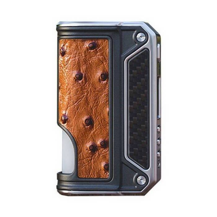 Lost Vape Therion BF DNA75C Squonker Mod (Silver Frame)