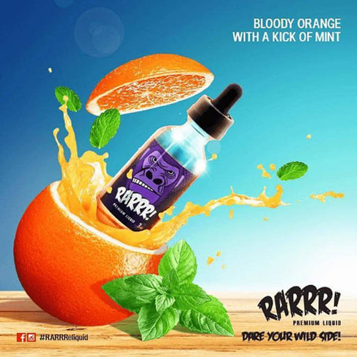 Luca by Rarrr! Premium Liquid - Unavailable - Cheap Vape Juice - East Coast Vape Distribution