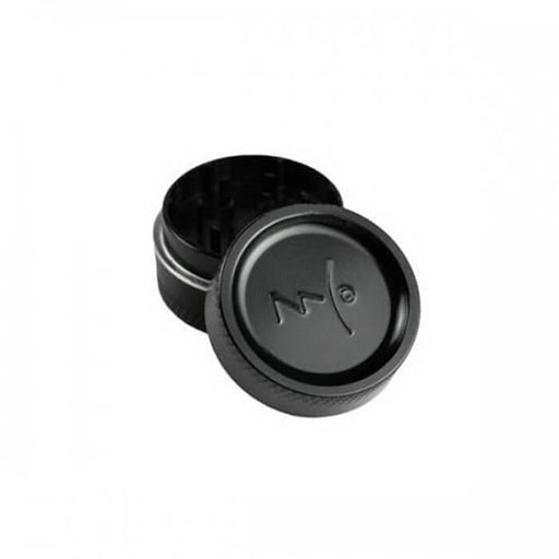 Magic Flight 2-Piece Mini Nano Metal Grinder (Black) - Cheap Vape Juice - East Coast Vape Distribution