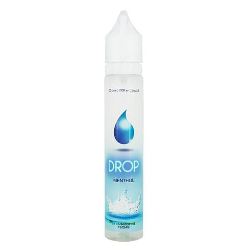 Menthol by Drop Salt Nicotine E-Liquid - Cheap Vape Juice - East Coast Vape Distribution