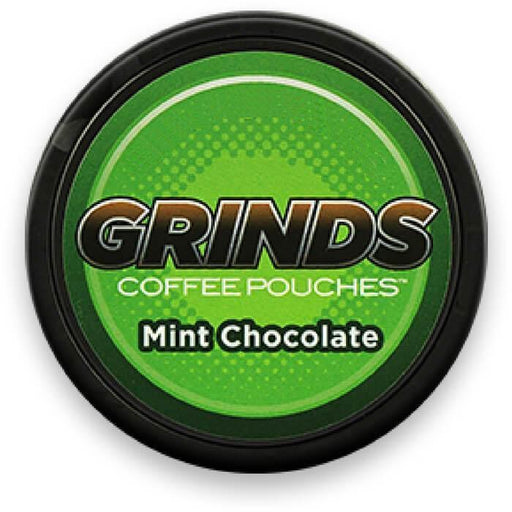 Mint Chocolate by Grinds Coffee Pouches