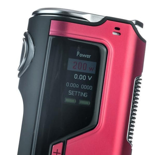 Modefined Sirius 200W TC Box Mod Only - Cheap Vape Juice - East Coast Vape Distribution