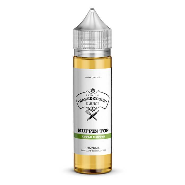 Muffin Top by Baked Goods Premium E-Liquid - Cheap Vape Juice - East Coast Vape Distribution