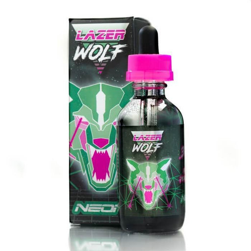 Neon by Lazer Wolf Vapor - Cheap Vape Juice - East Coast Vape Distribution