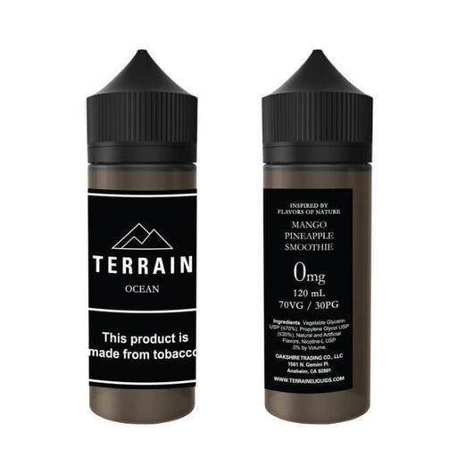 Ocean by Terrain E-Liquid - Cheap Vape Juice - East Coast Vape Distribution