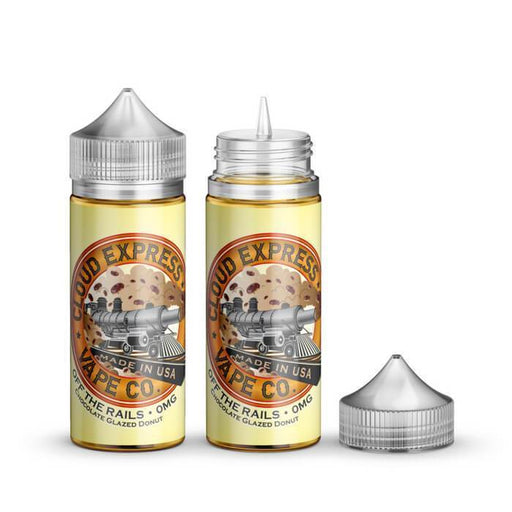 Off The Rails by Cloud Express E-Juice - Cheap Vape Juice - East Coast Vape Distribution